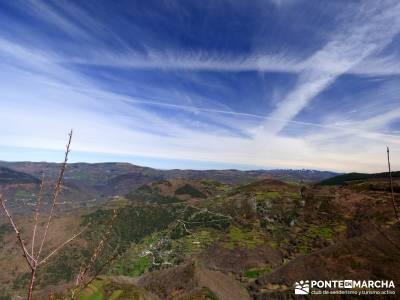 Sierra del Caurel (Serra do Courel) viajes senderismo españa senderismo en madrid grupos excursione